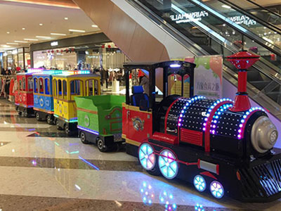 Beston Shopping Mall Trackless Train Suppliers