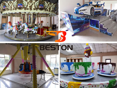 Beston park project Installation in Paskistan