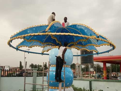 Mini-flying chair -Rides-Installed-At-Nigeria-Park