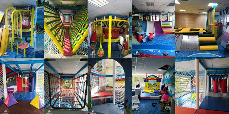 kid indoor soft playground equipment manufacturers