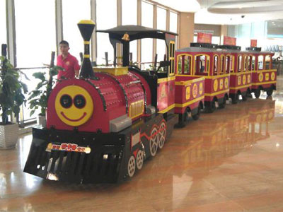 mall trackless train for sale 01