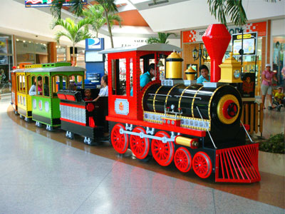 mall trackless train for sale
