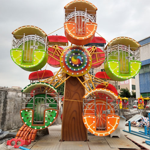 small double ferris wheel for sale 01