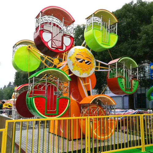 small double ferris wheel for sale 02