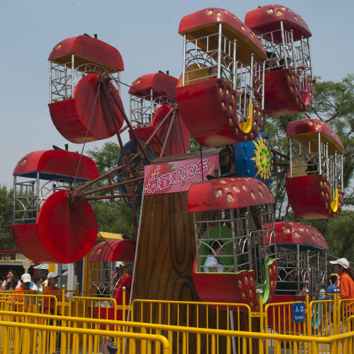 small double ferris wheel for sale 03