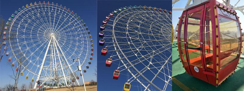 88meter ferris wheel rides suppliers