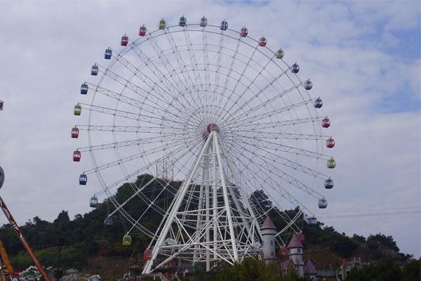 Beston 65 m Ferris wheel ride manufacturers 02