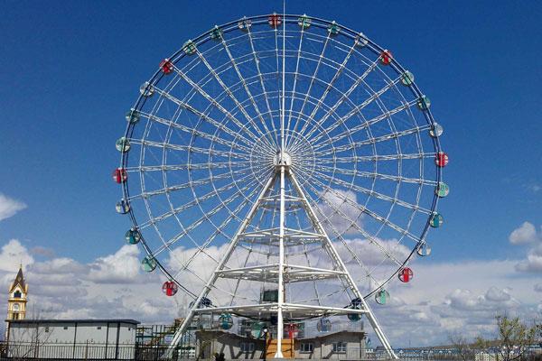 Beston 65 m Ferris wheel ride manufacturers 03