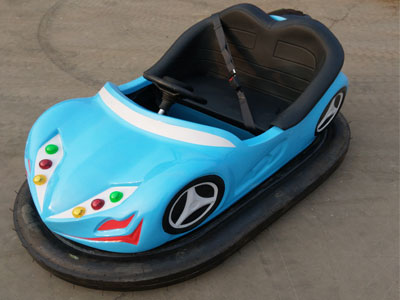 Kids Battery Bumper Car Rides Supplier