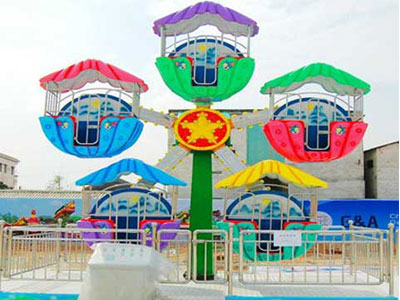 small mini ferris wheel rides for sale