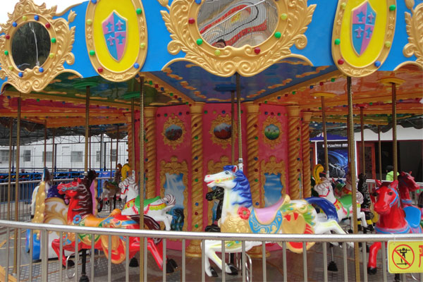 24 seats carousel ride manufacturer 02