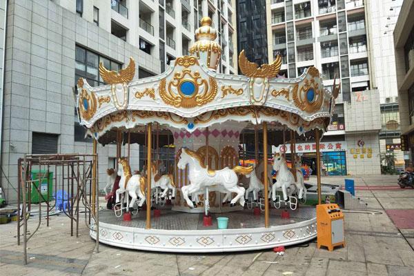 Beston Carousel Ride Manufacturers 01