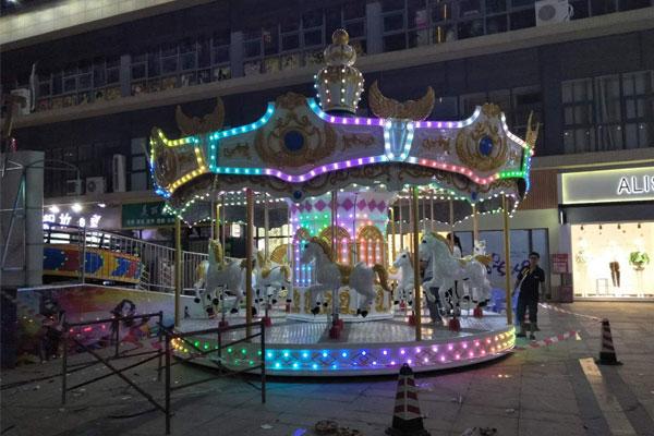 Beston Carousel Ride Manufacturers 02