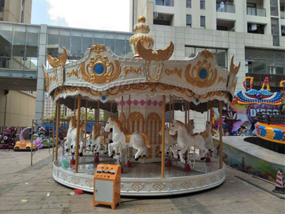 Beston Carousel Ride Manufacturers