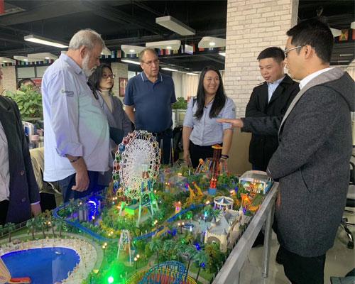 Beston amusement park project