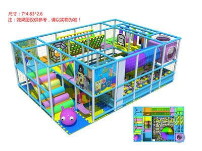 ocean theme indoor playground 01