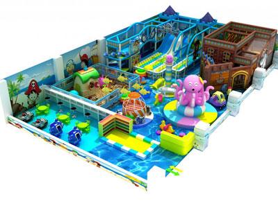 ocean theme indoor playground 010