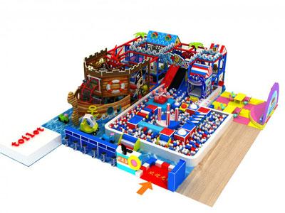 ocean theme indoor playground 011