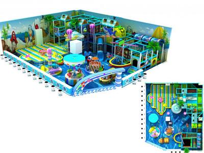 ocean theme indoor playground 012