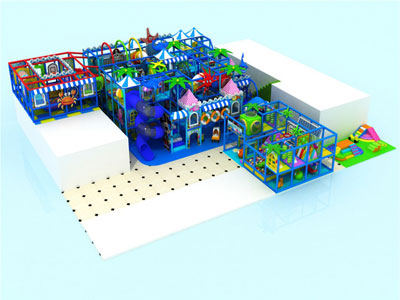 ocean theme indoor playground 014