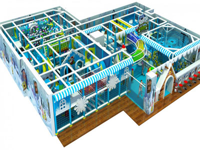 ocean theme indoor playground 015