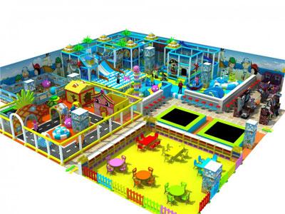 ocean theme indoor playground 019