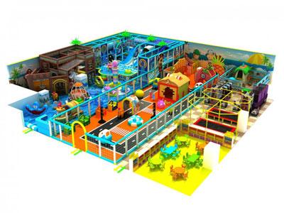 ocean theme indoor playground 020