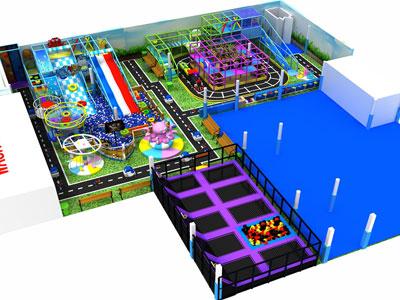 ocean theme indoor playground 022