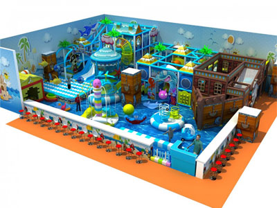 ocean theme indoor playground 09
