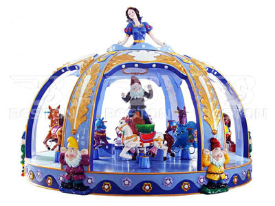 princess carousel ride for sale