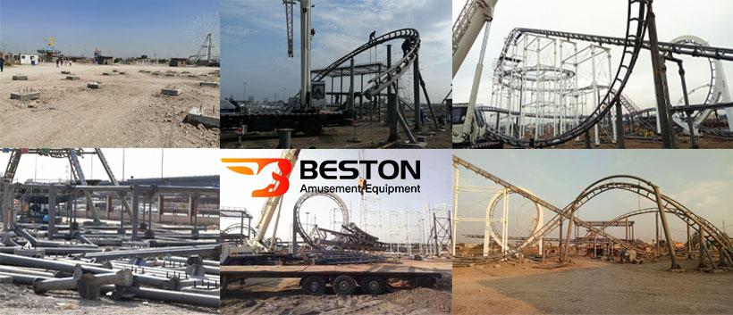 3 loop roller coaster for sale in Irap