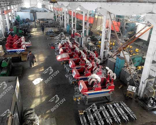 Beston roller coaster ride factory