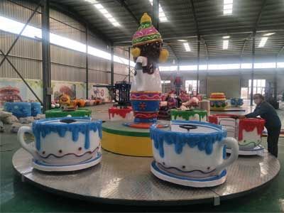 Beston coffee cup rides factory