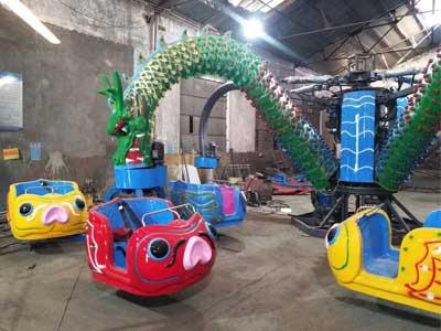 Beston rotary octopus rides suppliers