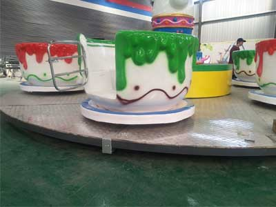 Beston tea cup rides suppliers