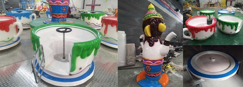 Beston teacup rides factory