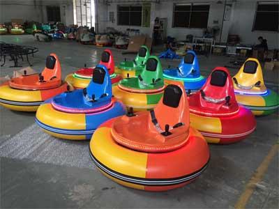 kid children spin zone bumper car