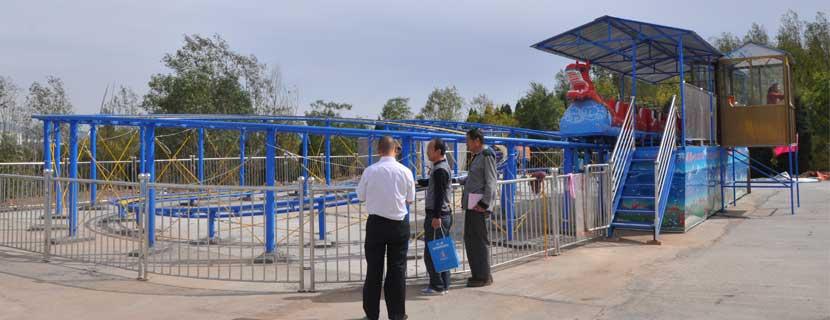 Beston children dragon roller coaster for sale