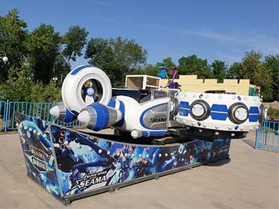 Beston happy flying car in Turkmenistan