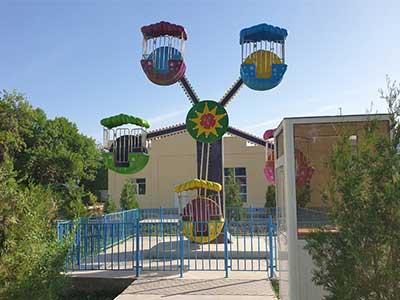 Beston mini Ferris wheel ride in Turkmenistan