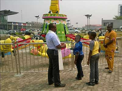 Beston Park Project In Nigeria (1)