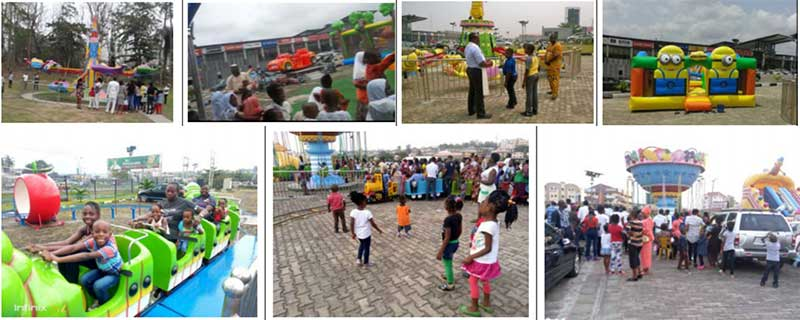 Beston Park Project In Nigeria (2)