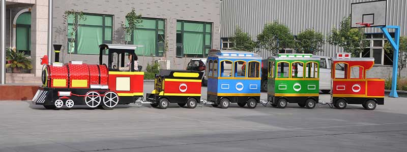 Beston Smile Trackless Train Rides For Sale