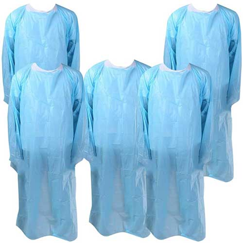 Disposable Isolation Gown Costs prices