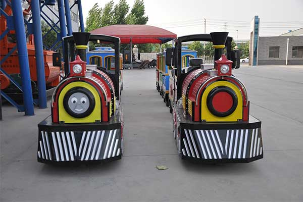 Smile Trackless Train Suppliers (1)