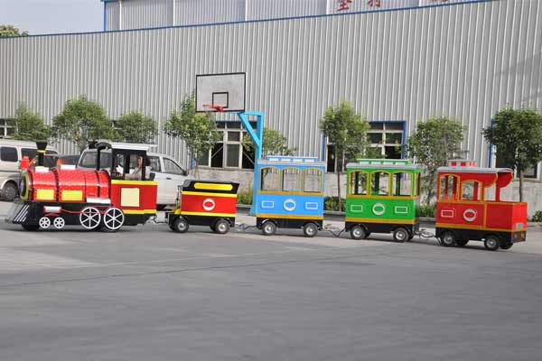 Smile Trackless Train Suppliers (4)