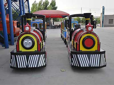 Smile Trackless Train Suppliers Price