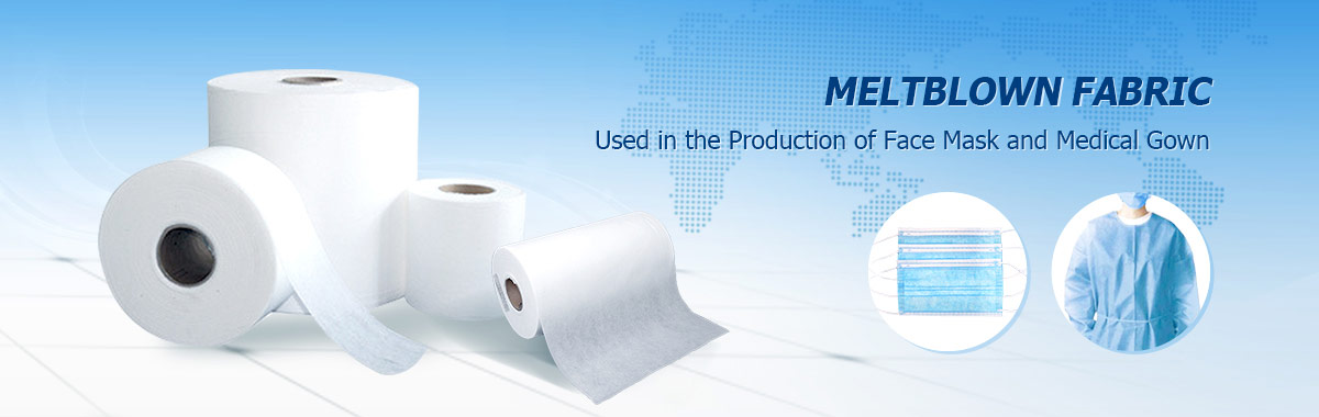 Meltblown Nonwoven Fabric For Face Mask