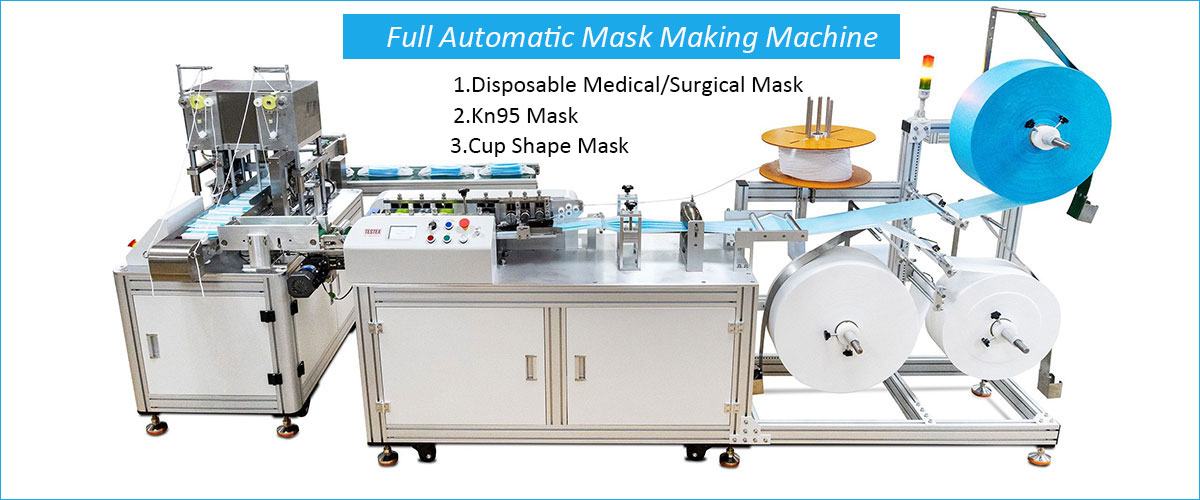 Full Automatic Mask Making Machine Supplier