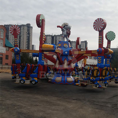 new amusement ride